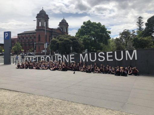 F-2 Melbourne Museum Excursion